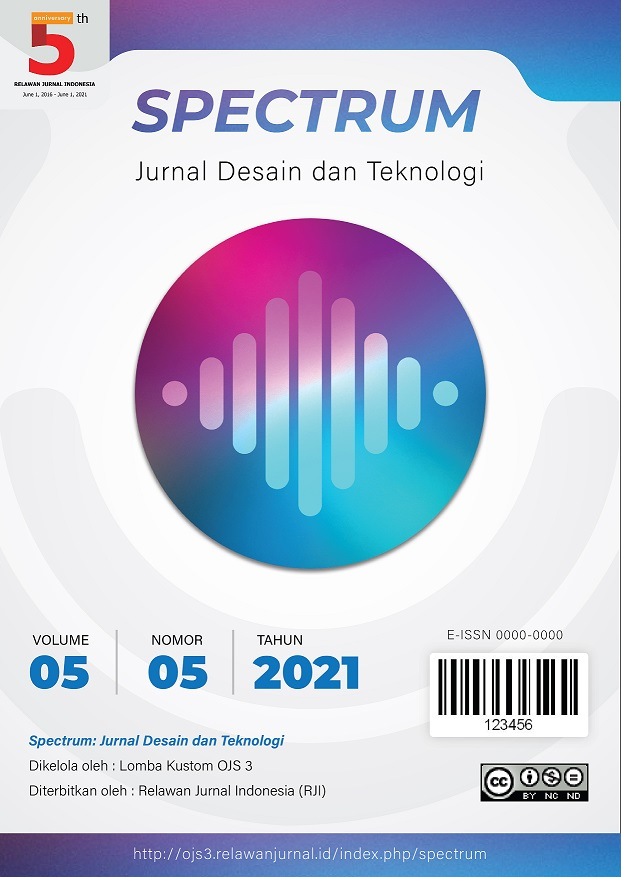Jurnal Spectrum
